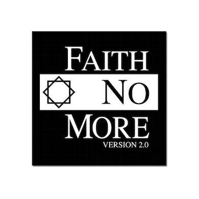 Faith No More Classic V2 Sticker