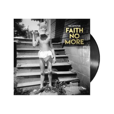 Faith No More Sol Invictus Vinyl LP - BLACK