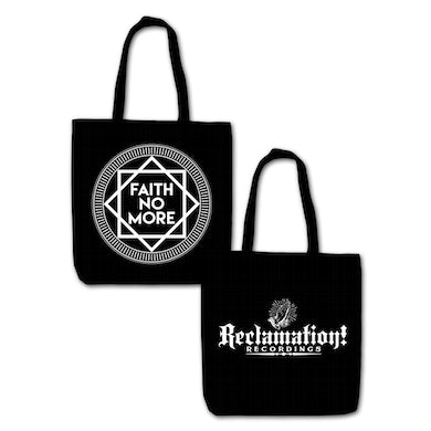 Faith No More Double-Sided Tote