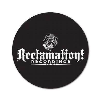Faith No More Reclamation Recordings Slipmat