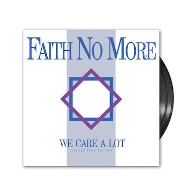 Faith No More We Care A Lot Vinyl LP - BLACK