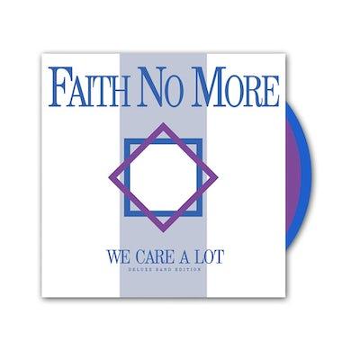 Faith No More FNM We Care A Lot Vinyl LP - COLORED