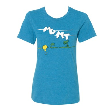 MGMT Girl's Clouds T-shirt