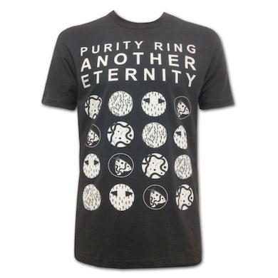 Purity Ring White Print Another Eternity T-Shirt