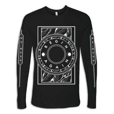 Purity Ring Begin Again L/S T-shirt