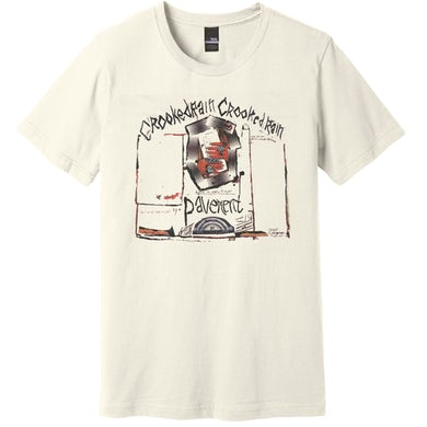 Pavement Crooked Rain T-shirt