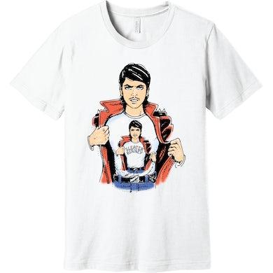 Sleater-Kinney Macho [WHITE] T-shirt