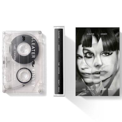 Sleater-Kinney The Center Won't Hold Cassette Tape