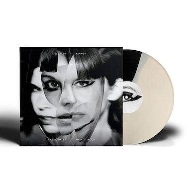 Sleater-Kinney The Center Won't Hold [BLACK & CREAM] Vinyl LP