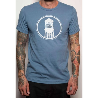 The Avett Brothers Water Tower T-shirt