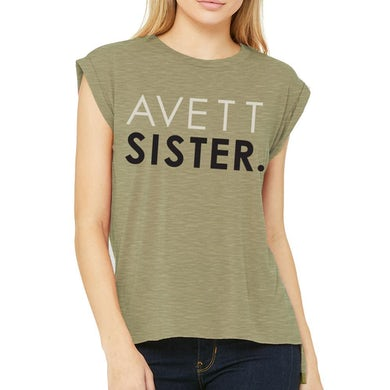 The Avett Brothers Women's Sister T-shirt