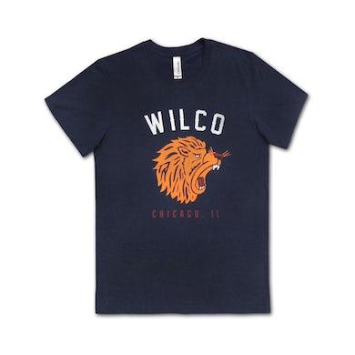 Wilco Lion T-shirt
