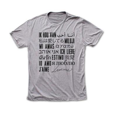 I Love Lucius T-shirt