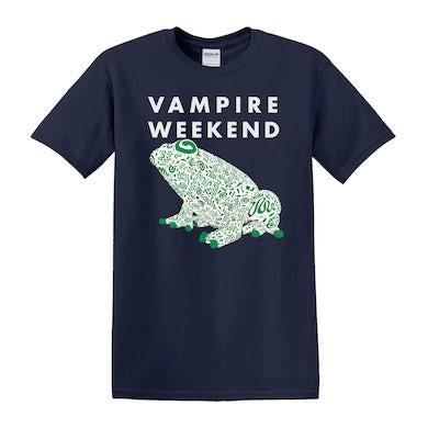 Vampire Weekend Inflatable Frog T-shirt