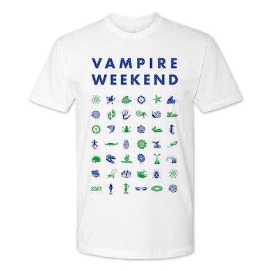 Vampire Weekend S/S Symbol T-shirt