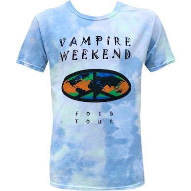 Vampire Weekend Jokerman FOTB Tour T-shirt