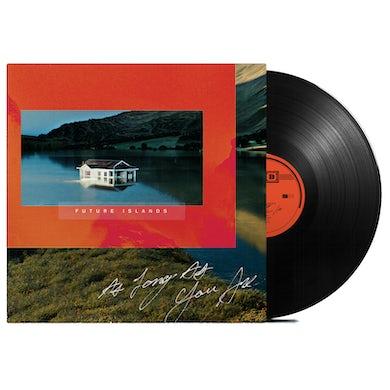 As Long As You Are 140g BLACK Vinyl LP