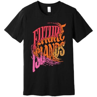 Future Islands ALAYA Black T-shirt