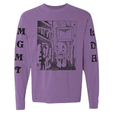 MGMT Little Dark Age [VIOLET] L/S T-shirt