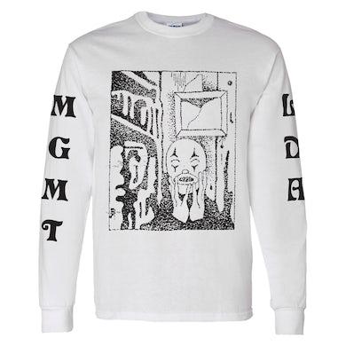 MGMT Little Dark Age [WHITE] L/S T-shirt