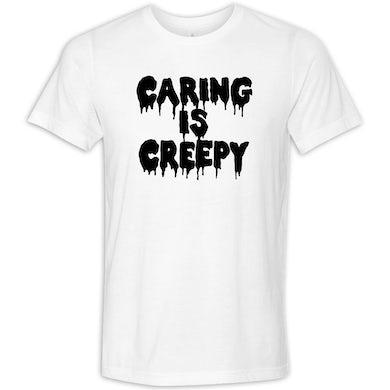 The Shins Caring is Creepy T-shirt