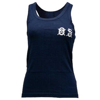 65daysofstatic 65XX Navy Ladies Vest