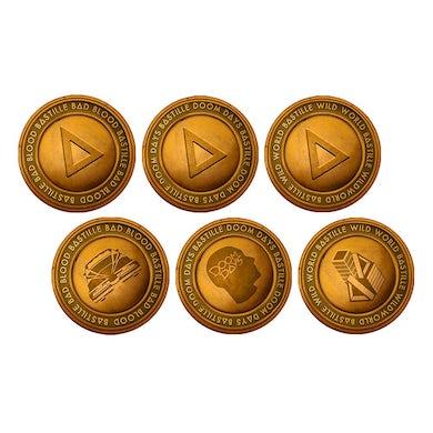 Bastille RETROSPECTIVE COIN