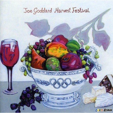 Hot Chip JOE GODDARD  HARVEST FESTIVAL CD
