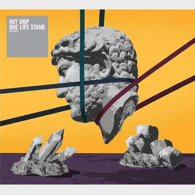 Hot Chip ONE LIFE STAND CD/DVD