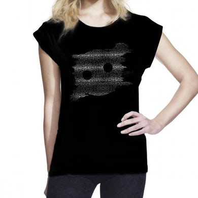 Knife Party Womens Static Rolled Sleeve T-shirt
