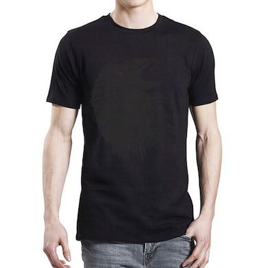 Knife Party Mens Black Crow T-Shirt
