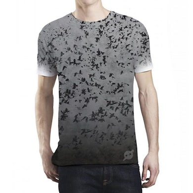 Knife Party All Over Crows T-Shirt