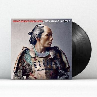 Manic Street Preachers RESISTANCE IS FUTILE - LP (Vinyl)