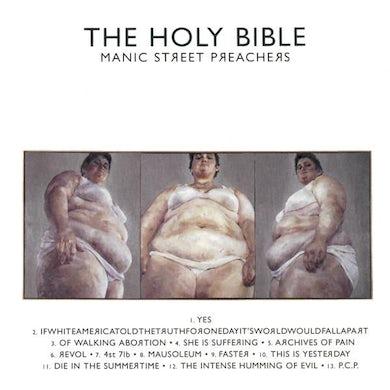 Manic Street Preachers THE HOLY BIBLE CD