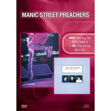 Manic Street Preachers LEAVING THE 20TH CENTURY DVD