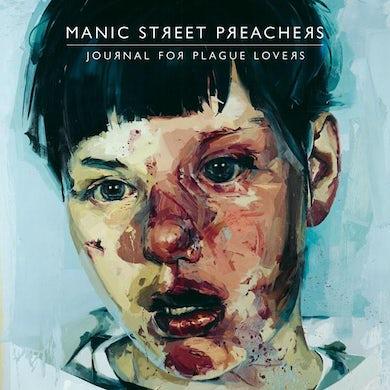 Manic Street Preachers JOURNAL FOR PLAGUE LOVERS VINYL