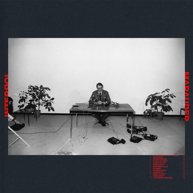 Interpol Marauder (Vinyl) CD
