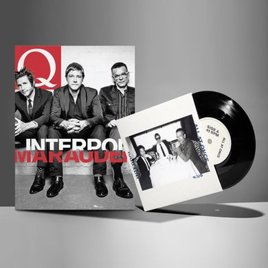 "Interpol Exclusive 7"" & Magazine Bundle (Vinyl)"