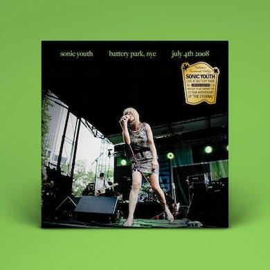 Battery Park, NYC: July 4th 2008 (Vinyl)