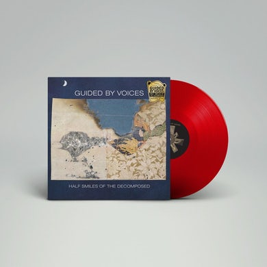 Guided By Voices Half Smiles of the Decomposed LP (Vinyl)