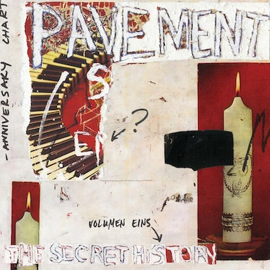 Pavement The Secret History, Vol. 1