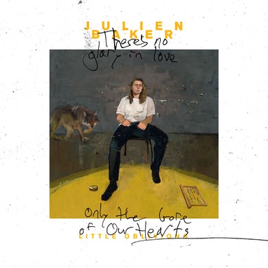 Julien Baker Little Oblivions (Vinyl) CD