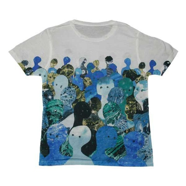 Radiohead IN SEARCH DYE-SUB T-SHIRT