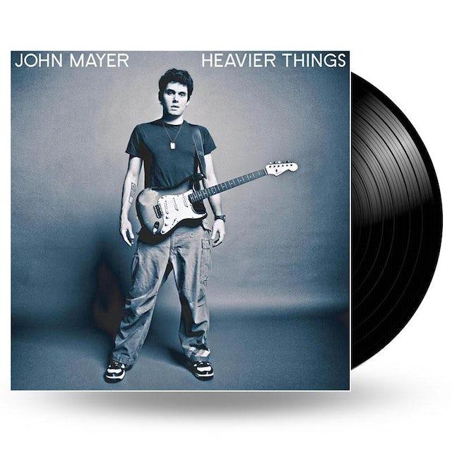 We Are Vinyl JOHN MAYER - HEAVIER THINGS - LP