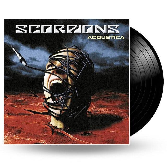 We Are Vinyl SCORPIONS - ACOUSTICA - 2LP