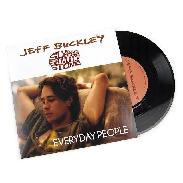 "We Are Vinyl JEFF BUCKLEY - EVERYDAY PEOPLE - 7"""