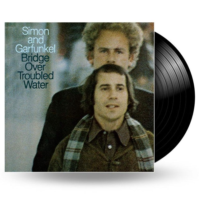 We Are Vinyl SIMON & GARFUNKEL - BRIDGE OVER TROUBLED WATER - LP