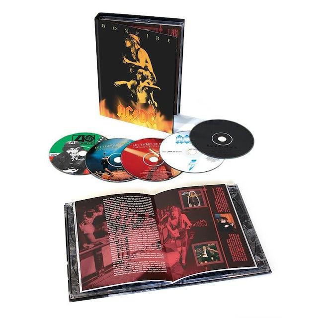 We Are Vinyl AC/DC - BONFIRE BOX - BOXSET