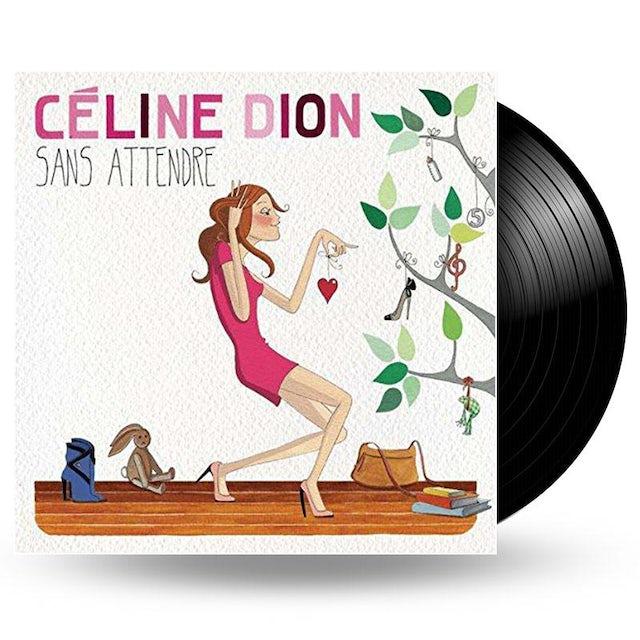 We Are Vinyl CELINE DION - SANS ATTENDRE - 2LP