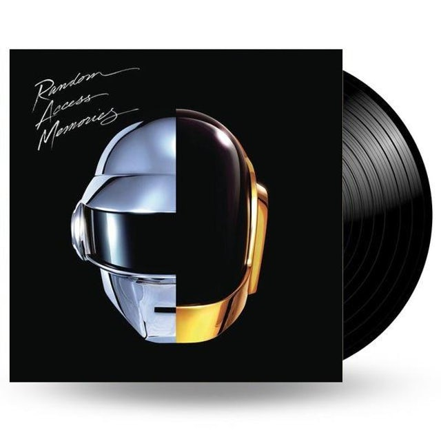 We Are Vinyl DAFT PUNK - RANDOM ACCESS MEMORIES - LP